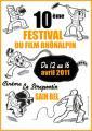 Affiche festival rhonalpin 2011 sain-bel