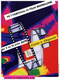 Affiche festival rhonalpin 2015